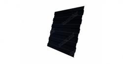 Профнастил стеновой С-8 Velur RAL 9005