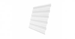 Профнастил стеновой С-20 Satin RAL 9003