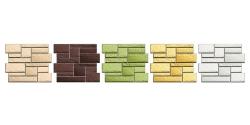 Фасадные панели Wandstein Бут