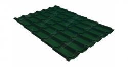 Металлочерепица Classic Quarzit Lite RAL 6005
