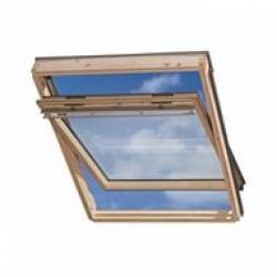 Мансардные окна Velux с верхним открыванием